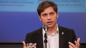 Elecciones en Argentina: Axel Kicillof aventaja a Vidal