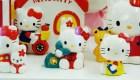 Hello Kitty celebra su cumpleaños número 45