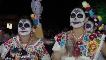 La Ciudad de México inicia las celebraciones del Día de Muertos
