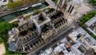 """Francia: """"Notre Dame no se ha salvado"""""""