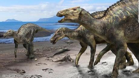 A Que Sabia La Carne De Dinosaurio Prueba Comer Este Pajaro Cnn Aunque el origen exacto y su diversificación temprana es tema de activa investigación, el consenso científico actual sitúa su origen entre 231 y 243 millones de años atrás. a que sabia la carne de dinosaurio