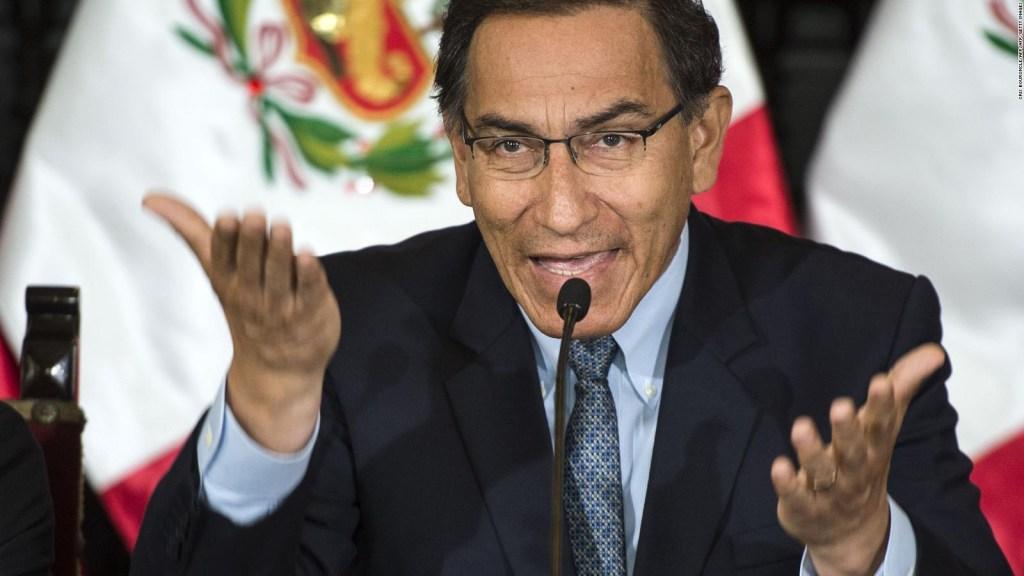 Pedro Cateriano: Vizcarra no tenía otra alternativa