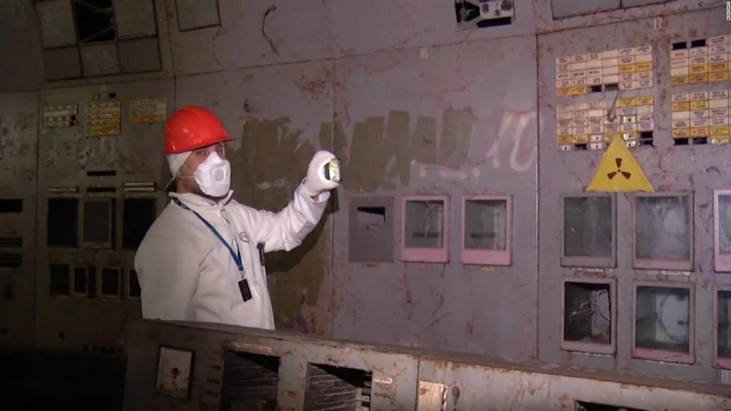 Chernobyl, el lugar elegido por muchos turistas