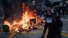 Hombre es baleado por la policía en Hong Kong