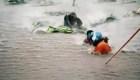 Narda produjo muerte e inundaciones en México