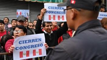 Crisis política en Perú ¿Hay dos presidentes?