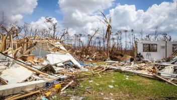 El trágico saldo a un mes del paso de Dorian por Bahamas