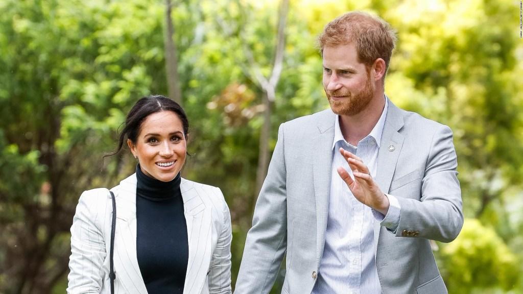 Duques de Sussex demandan a un periódico británico