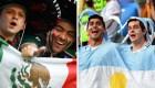 ¿Se parecen los argentinos y los mexicanos?
