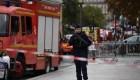 Investigan ataque con cuchillo en París