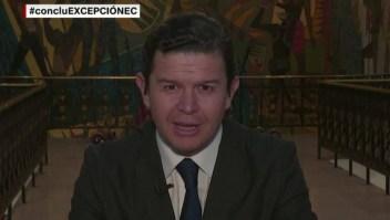 """Juan Sebastián Roldán: """"Correa fue lo más parecido a lo que tiene Venezuela con Maduro"""""""