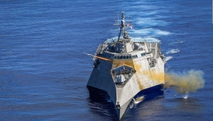 Mira el nuevo misil de la Marina de EE.UU.