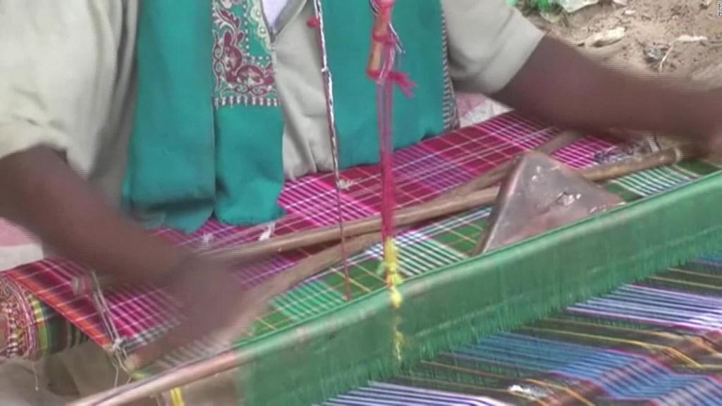 Somalia: ¿desaparece el tejido hecho a mano?