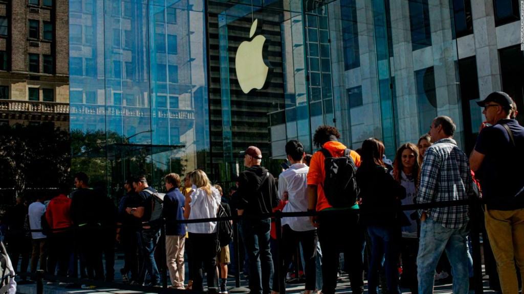 Apple quiere incrementar la producción de su nuevo iPhone
