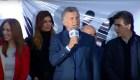 """Macri busca la reelección: """"Necesitamos más tiempo"""""""