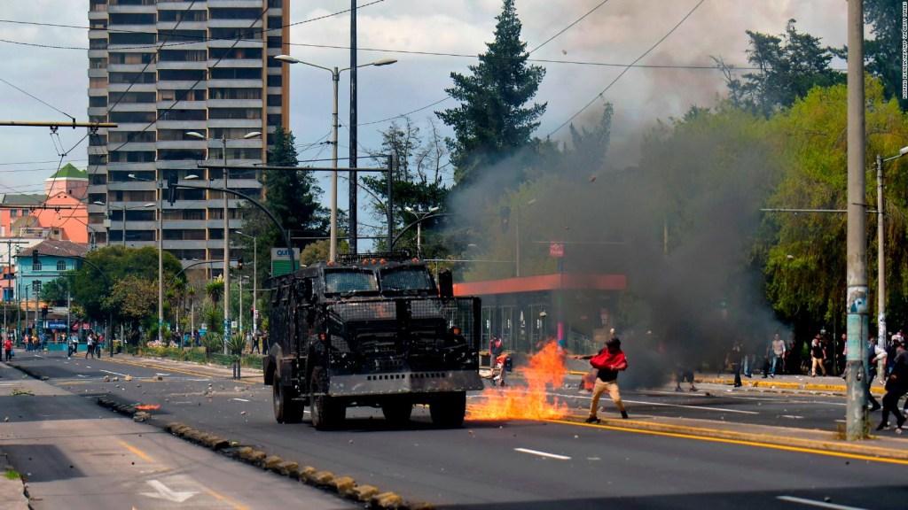 Prisión preventiva contra un jefe transportista en Ecuador
