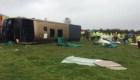 Inglaterra: Accidente de autobús deja 37 heridos