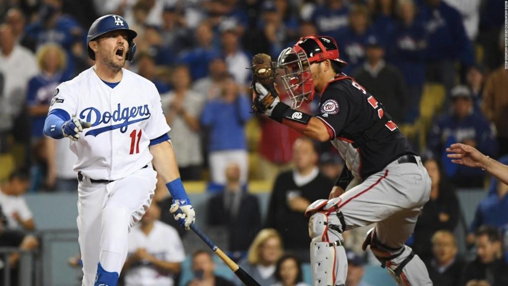 ¿Qué hicieron los Nationals para detener a los Dodgers?