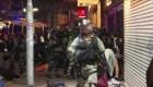 Vuelve la violencia en Hong Kong tras las protestas