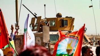 EE.UU. se retirará de Siria y dejará libre el paso a las fuerzas turcas