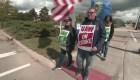 General Motors: comienza la cuarta semana de huelga