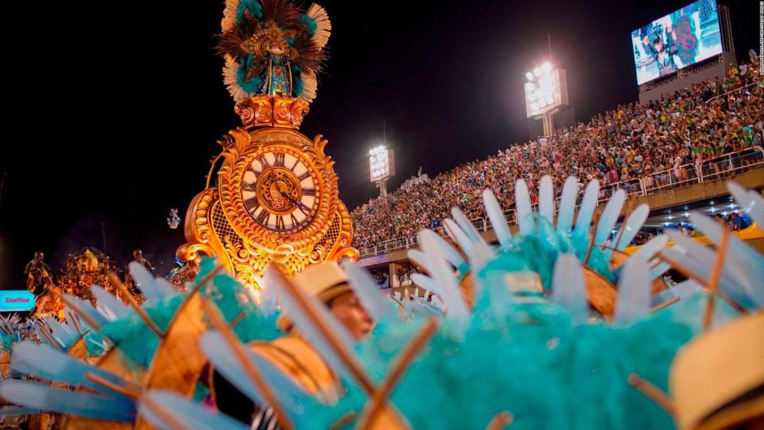 El Carnaval de Río, en riesgo por falta fondos públicos