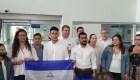 Lesther Alemán regresa a Nicaragua tras exilio