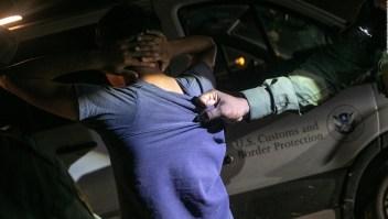 Gobierno destaca reducción de detenciones en la frontera