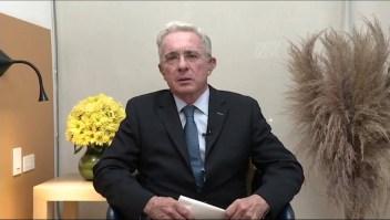 Uribe, a indagatoria