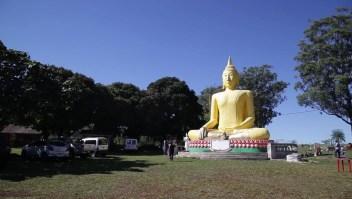 Conoce el Buda gigante al Norte de Argentina