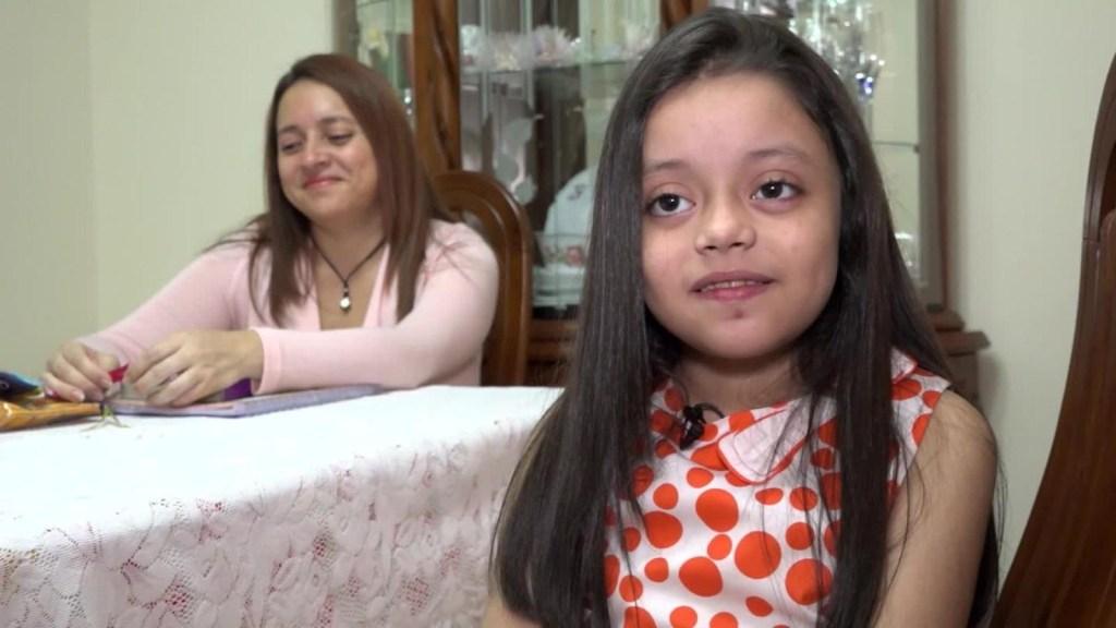Esta niña venezolana recibirá trasplante gracias a donaciones