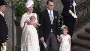 El rey de Suecia deshereda a cinco de sus nietos