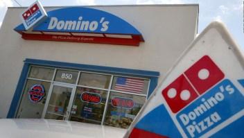 Domino's reporta disminución en métrica clave