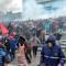 Caos en Quito, cientos de detenidos y toque de queda