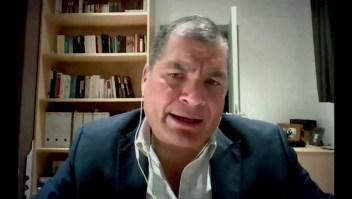 Rafael Correa: Macri fracasó