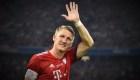 Se retira Schweinsteiger: sus máximos logros