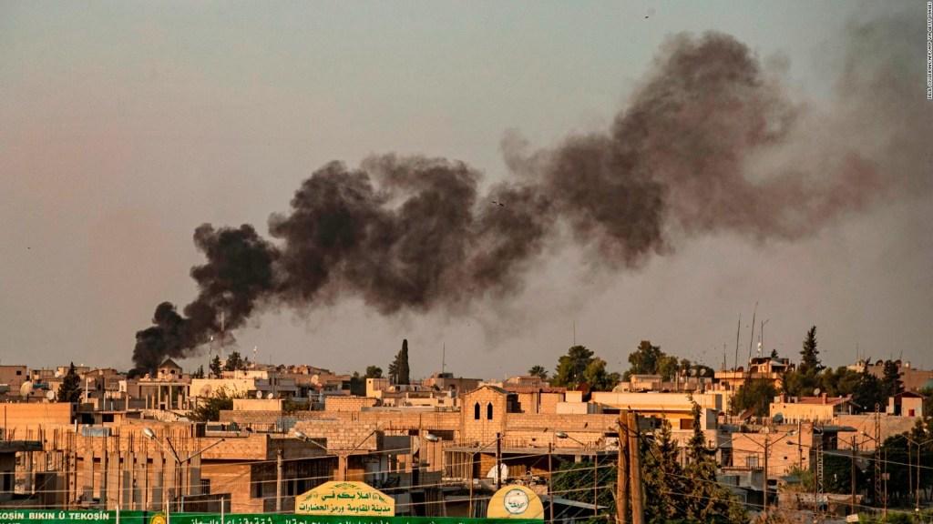 EE.UU. fuera de la frontera turco-siria: pros y contras