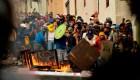 Ecuador vive una revuelta social