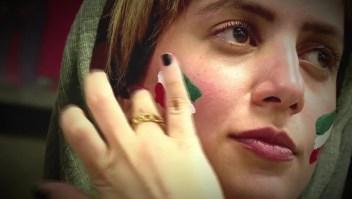 Mujeres iraníes pueden entrar a un estadio tras 40 años