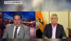 El presidente Lenín Moreno reacciona ante tensa situación en Ecuador