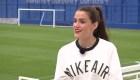 Sasha Gigliani: la futbolista modelo