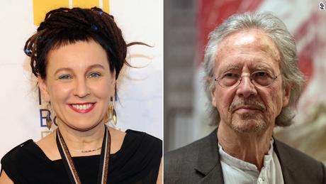 Peter Handke y Olga Tokarczuck: Premio Nobel de Literatura 2018 y 2019