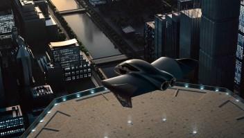 Boeing y Porsche desarrollarían un auto eléctrico volador