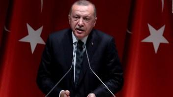 Erdogan amenaza con enviar millones de refugiados sirios a Europa