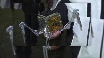Nueva sonda lunar explorará la Luna