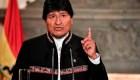 La marca de Evo Morales