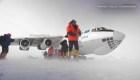 Voluntarios viajarán con Airbnb para rescatar la Antártida