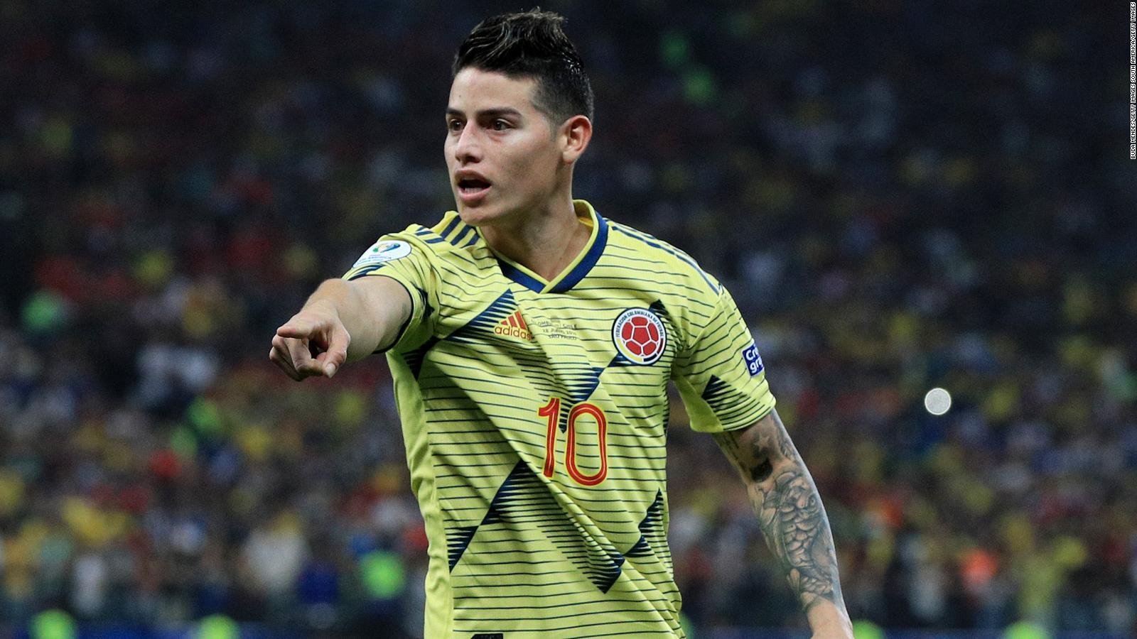 ¿Está James Rodríguez en los planes del técnico Queiroz?