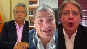 La crisis en Ecuador en voz de sus líderes y más entrevistas