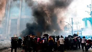 Aumenta la violencia en Quito